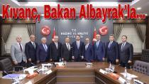 TİM'den 'Hayırlı Olsun' Ziyareti...