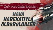 TSK: 4 terörist etkisiz hale getirildi