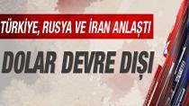 Türkiye, Rusya ve İran yerel para birimleriyle ticaret yapma konusunda anlaştı