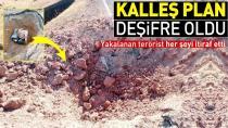 Terör örgütü PKK'dan yamalı asfalt tuzağı