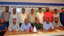 TÜMSİAD, Ceyhan AK Parti'yi Ağırladı