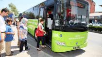 Okulların açıldığı ilk gün öğrencilere ve velilere ücretsiz toplu taşıma ücretsiz