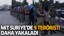 2 Askerimizi Şehit Eden 9 Terörist, MİT Tarafından Yakalandı