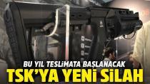 TSK'ya yeni yerli silah bomba atar!