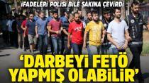 Adana'da 12 Asker Fetö'den Tutuklandı...