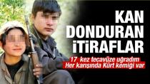 Kandil'den kaçan çocuk teröristlerin ifadeleri kan dondurdu