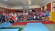 Ataşbak, Tayland'dan Gelen Muay Thaicileri Ziyaret Etti