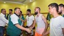 Ceyhanspor ilk maçında liderliğe oturdu!