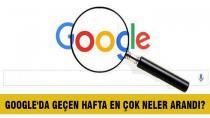 Google'da en çok ne arandı?