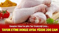 Başkan Uyardı; 'Üreticiler tavuklarını kendileri yer'