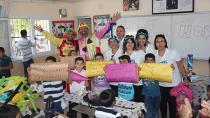 Başkan Çetin, öğrencilerin ihtiyacını karşıladı