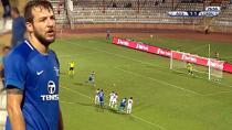 Batuhan Karadeniz, kullandığı panenka penaltısını dışarı attı!