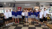 Öztok'tan Adana Basketbol 'a destek!