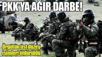 PKK'nın doğu grubuna ağır darbe!