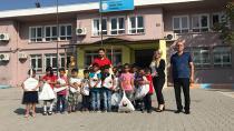 CTB ihtiyaç sahibi çocukları unutmadı…