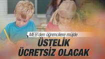 İlkokul öğrencilerine Türkçe ve matematik dersi desteği