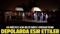 İnsan Kaçakçılığı Operasyonlarında 11 Kişi Tutuklandı