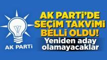 AK Parti de aday kriterleri netleşti...