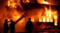 Çırçır Fabrikasında Yangın; 10 İşçi Dumandan Etkilendi