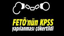 Operasyonlarda KPSS kampı evleri bulundu...