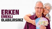Yurt dışında çalışan vatandaşlar Türkiye'de borçlanarak emekli olabilir