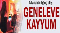 Adana'da İki Geneleve Kayyum Atandı!