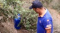 Kayıp Kadın Aranırken Ormanda Bulunan Çantalar Ekipleri Alarma Geçirdi