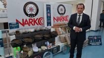 Adana'da Bir Yılda 2 Milyon 750 Bin Uyuşturucu Hap Ele Geçirildi