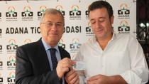 Adana Ticaret Odası'nda 'Sayısal Takograf' İşlemleri Başladı