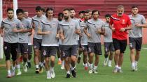 Adanaspor Gençlerbirliği'ne hazırlanıyor!