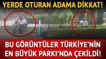 Türkiye'nin En Büyük Parkında Dilenci Terörü