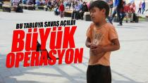 Adana'da Dilenci Operasyonu!