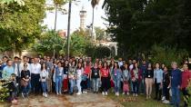 """Öğrenciler, """"Kültürel Miras Keşfi"""" Gezisinde Buluştu"""