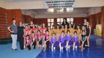 Tekvando ve Cimnastik Müsabakalarına 280 Sporcu Katıldı