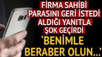 Adana'da bir firmayı 550 bin TL dolandıran şahıstan akılalmaz teklif