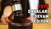 Adana'daki Fetö Sanıkları Cezalandırıldı...