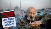 Güler, 90 yaşında hayatını kaybetti