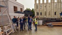 Vali Demirtaş, kamu inşaatlarını denetledi talimat verdi