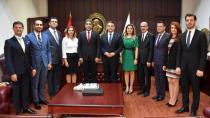 Başsavcısı Yurdagül'den Baro'ya 'Hayırlı Olsun' Ziyareti