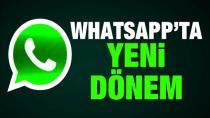 WhatsApp'ta 'tatil modu' dönemi...
