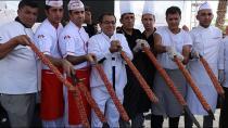 Lezzet Festivali Boyunca 3 Günde 15 Ton Et Tüketildi