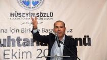 Başkan Sözlü'den AKP Sözcüsü Çelik'e 'adaylık' daveti
