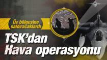 Üs bölgelerimize saldırı hazırlığındaki 5 terörist öldürüldü