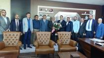 TÜMSİAD'dan  Başsavcı Yurdagül'e  Ziyaret