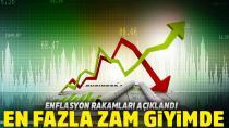 Enflasyon Verisi Ekim'de Yüzde 2,6 Arttı