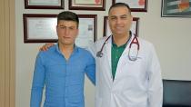 Ortadoğu'da kalbinin delik hastaya başarılı ameliyat