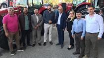 CTB Heyeti Adana Tarım Fuarı'nı ziyaret etti