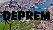 Adana'da 3.4 Büyüklüğünde Deprem