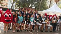 Vakıfbank Ortaokulu Kızılay'ın 150. yılını kutladı...