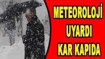 Havalar soğuyacak, sağanak yağışa dikkat!